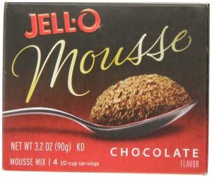 Jello Mousse