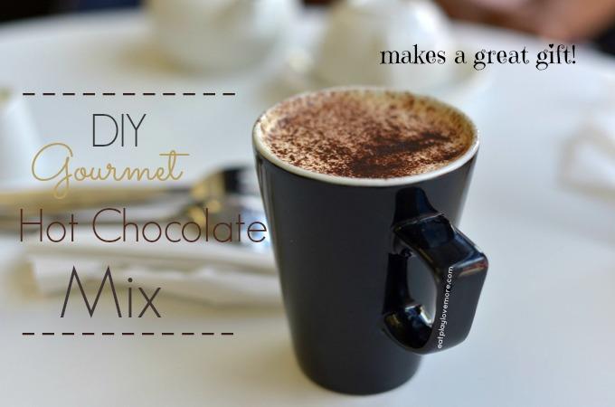 DIY Gourmet Hot Chocolate